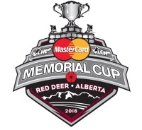 2016 Memorial Cup Logo