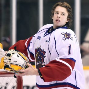Kaden Fulcher Prepares For Second OHL Season