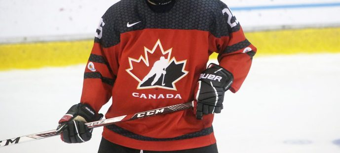 OHL talent well represented at Hockey Canada's Under-17 camp