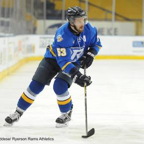 Former OHLers Leading Ryerson