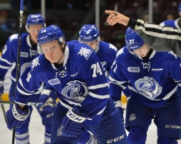 Owen Tippett of the Mississauga Steelheads. Photo by Terry Wilson / OHL Images.
