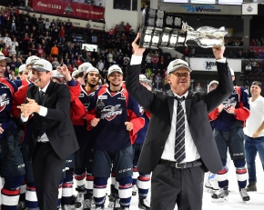 Letowski Wins Memorial Cup With Spitfires