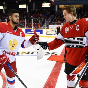London and Kitchener named OHL hosts for Canada/Russia series