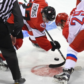 PHOTOS: OHL Drops Opener Against Russia