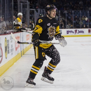 OHL Player of the Week: Robert Thomas
