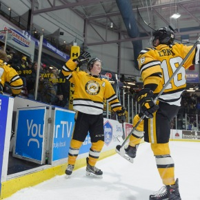 PHOTOS: Kitchener vs Sarnia