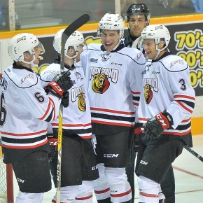 BY THE NUMBERS: Owen Sound vsLondon
