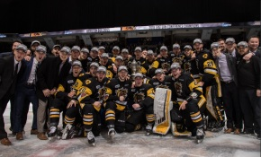 Bulldogs defeat Fronts to advance to OHL Finals