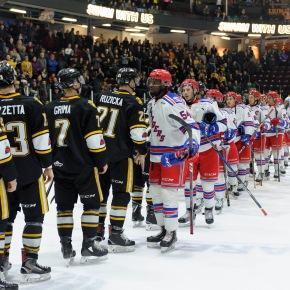 Kitchener advances while Owen Sound stays alive in the West