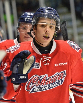 Trade Analysis: Guelph Complete Finishing Touches on Roster with Domenico Commisso