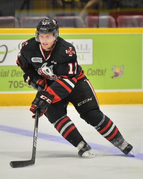 Trade Analysis: London Knights Swing Deal for William Lochead to Secure OASituation