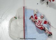 Matthew Villalta is closing in on his 100th career OHL win (Matt Hiscox Photography)