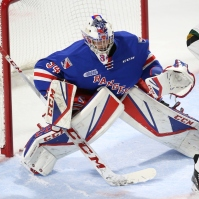 Luke Richardson of the Kitchener Rangers (Photo by Luke Durda)