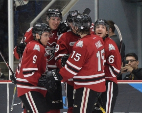 Storm complete comeback with third period surge
