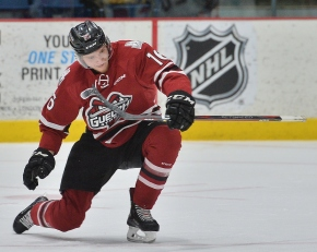 Schnarr named OHL Player of the Week