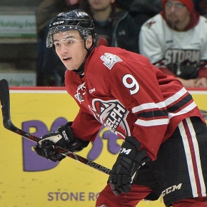 Suzuki named OHL's most sportsmanlike player for thirdtime