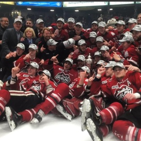Storm surge to OHL title
