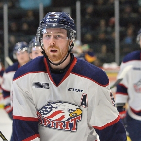 Brady Gilmour and Luke Richardson moving on to opportunities in USPORTS