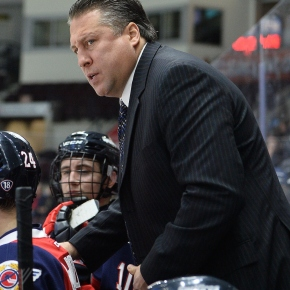 Warren Rychel brings plenty of experience the Barrie bench