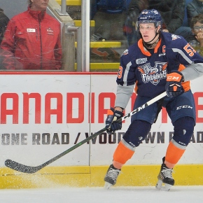 Dellandrea named OHL player of the week