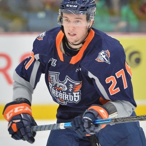 Riley McCourt named OHL Player of theWeek