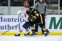 Ryan McGregor and Jacob Winterton battle for possession (Metcalfe Photography)