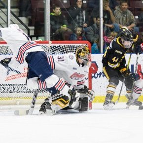 PHOTOS: Sarnia vs Oshawa (Jan. 10)